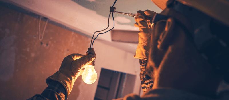 Spoeddienst voor elektra storingen